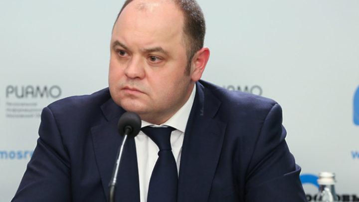 Министр строительства Московской области