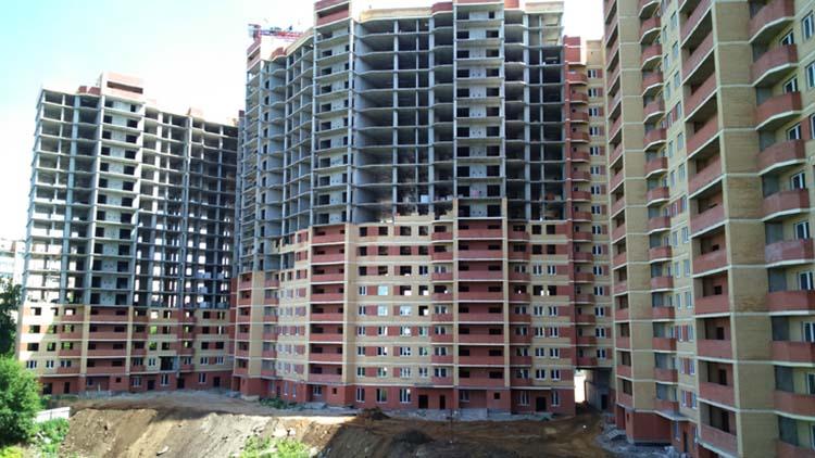 ЖК Центральный (Лыткарино) - ход строительства