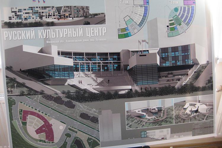 Русский культурный центр (план)