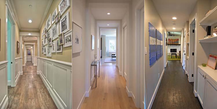 Квартиры с очень длинными коридорами