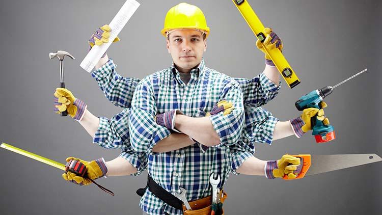 Строитель -мастер на все руки