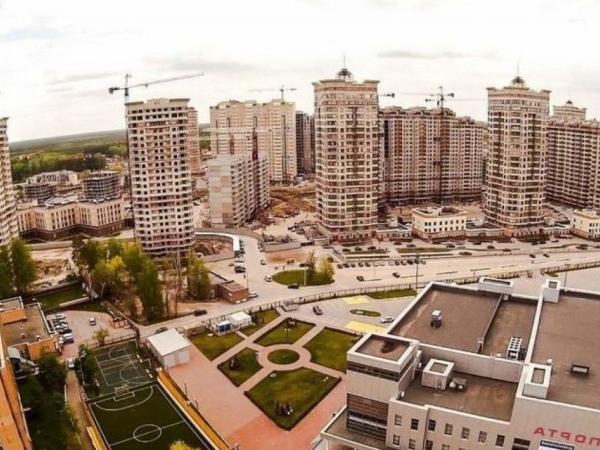 """ЖК """"Раменский"""": фасады корпусов"""